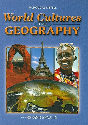 McDougal Littell World Cultures & Geography: Student Edition 2003, MCDOUGAL LITTEL