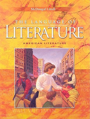 Image for Language of Literature: American Literature [Hardcover] by Applebee, Arthur N.