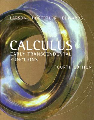 Image for Calculus: Early Transcendental Functions