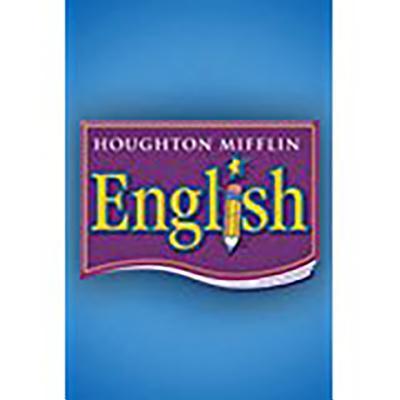 Image for Houghton Mifflin English, Level 3, Student Edition