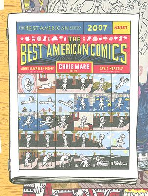 Image for The Best American Comics 2007