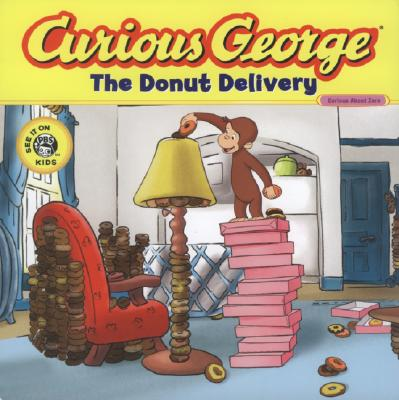 "Curious George The Donut Delivery (CGTV 8x8), ""Rey, H. A."""
