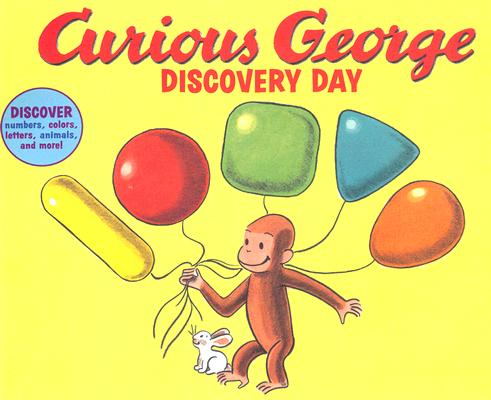 """Curious George Discovery Day, """"Rey, H. A."""""""
