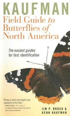 Image for Kaufman Field Guide to Butterflies of North America (Kaufman Focus Guides)