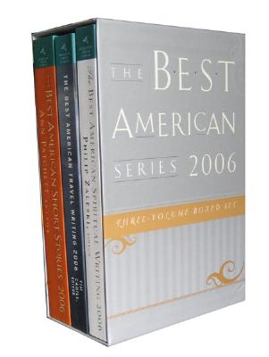 Image for The Best American Series 2006 - Silver Gift Box