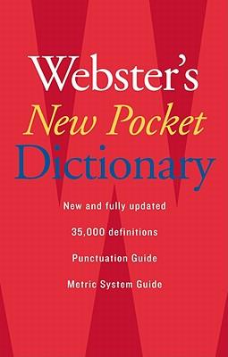 Image for Webster's New Pocket Dictionary