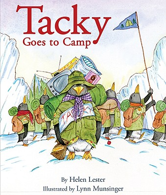 Image for Tacky Goes to Camp (Tacky the Penguin)