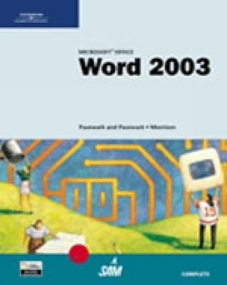 Image for Microsoft Office Word 2003: Complete Course