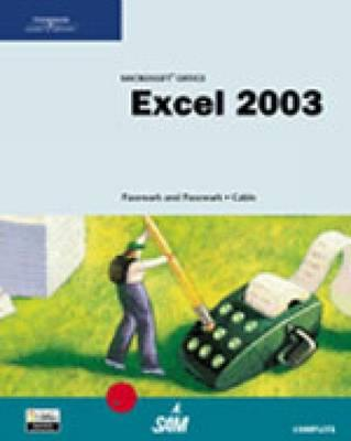 Image for Microsoft Office Excel 2003: Complete Tutorial