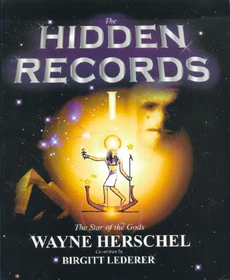 Image for HIDDEN RECORDS I: THE STAR OF THE GODS