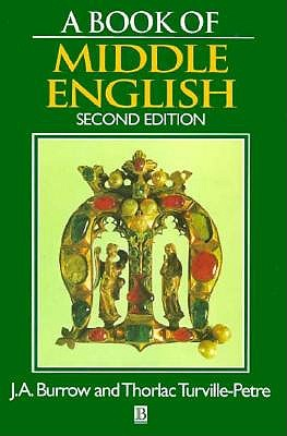 Image for A book of middle English