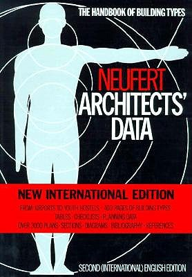 Image for Neufert Architects' Data: Second International Edition