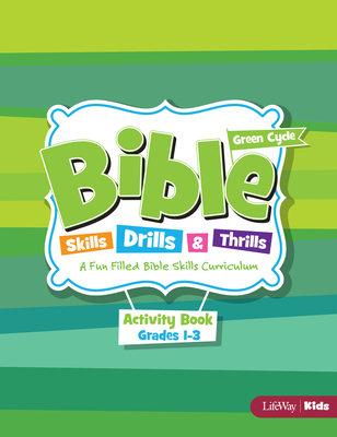 Image for Bible Skills, Drills, and Thrills Leader Guide (Green Cycle)