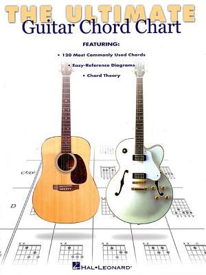 The Ultimate Guitar Chord Chart, Hal Leonard
