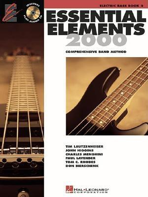 Image for Essential Elements with EEi Electric Bass Book 2 Bk/Online Media