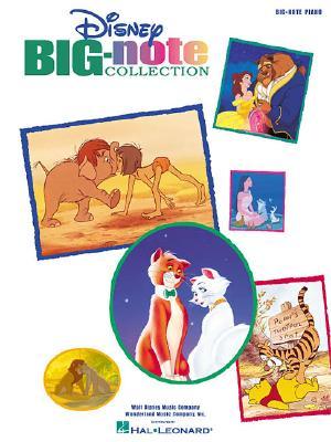 Disney Big-Note Collection (Big-Note Piano), Hal Leonard Corp. [Creator]
