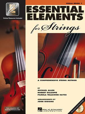 Image for Essential Elements for Strings - Book 1 with EEi: Viola
