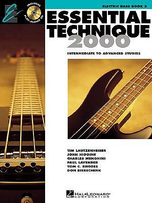 Image for Essential Technique 2000: Electric Bass (Essential Elements Method)
