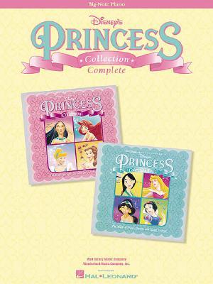 Disney's Princess Collection Complete, Hal Leonard Corp. [Creator]