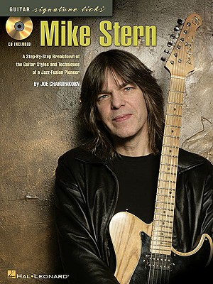 Image for Guitar Signature Licks: Mike Stern