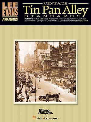 Image for Lee Evans Arranges Vintage Tin Pan Alley Standards