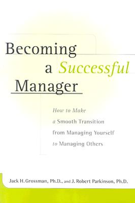 Image for Becoming a successful manager