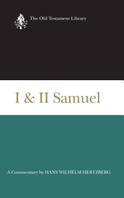 Image for 1 and 2 Samuel (The Old Testament Library)