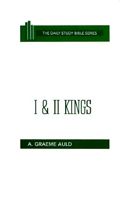 Image for I & II Kings (Daily Study Bible (Westminster Hardcover))
