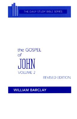 Image for The Gospel of John Volume 2 (Daily Bible Study Series)