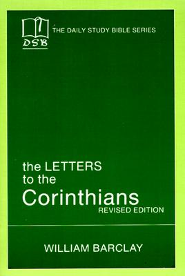 Image for The Letters to the Corinthians (Daily Bible Study Series)