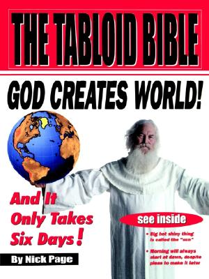 The Tabloid Bible, Page, Nick