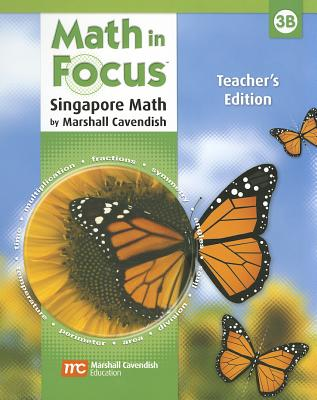 Image for Math in Focus: Teacher's Edition, Book B Grade 3 2009