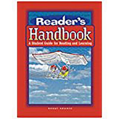 Image for Reader's Handbook: Grades 6,7,8 Teacher's Guide (Great Source Reader's Handbooks)