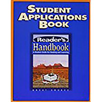 Image for Great Source Reader's Handbooks: Handbook 2003