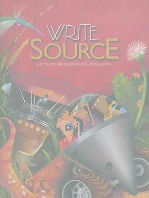 Great Source Write Source: Student Edition Softcover Grade 8, GREAT SOURCE (Author)