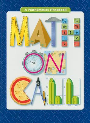 Math on Call: Handbook (Hardcover) Grades 6-8 2004, GREAT SOURCE