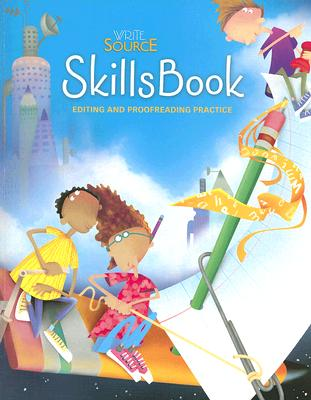Write Source: Skillbook Grade 5, GREAT SOURCE (Author)