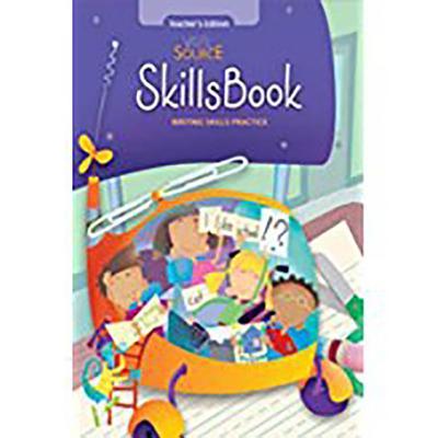 Image for Write Source: Skills Book Teacher Edition Grade 1 2007