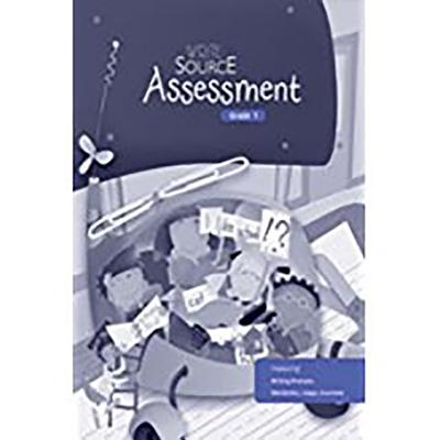 Image for Assessment Grade 1 Write Source