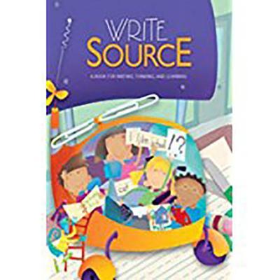 Image for Write Source Interactive Writing Skills, Grade 1