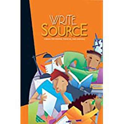 Image for Write Source: Interactive Writing Skills CD-ROM [CD-ROM]  by Great Source