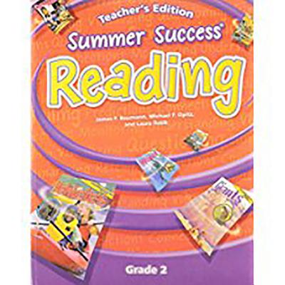 Image for Great Source Summer Success Reading: Teacher Edition Grade 2 2008