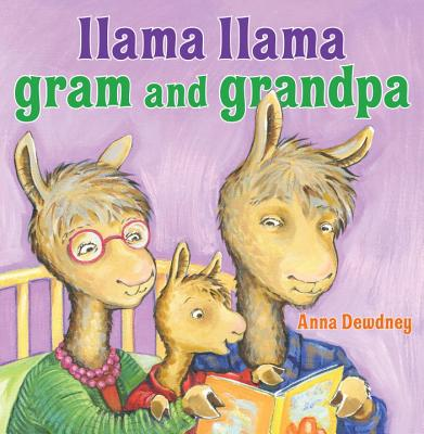 Image for Llama Llama Gram and Grandpa