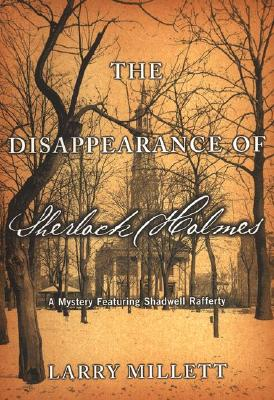 Image for DISAPPEARANCE OF SHERLOCK HOLMES