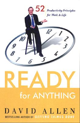 Image for Ready for Anything: 52 Productivity Principles for Work and Life