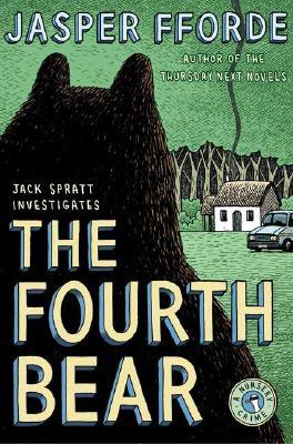 Image for FOURTH BEAR, THE JACK SPRATT INVESTIGATES