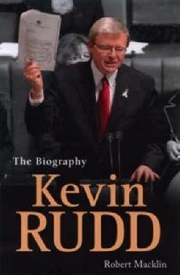 Image for Kevin Rudd : The Biography