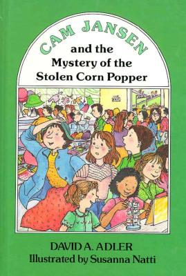 Image for Cam Jansen: The Mystery of the Stolen Corn Popper #11