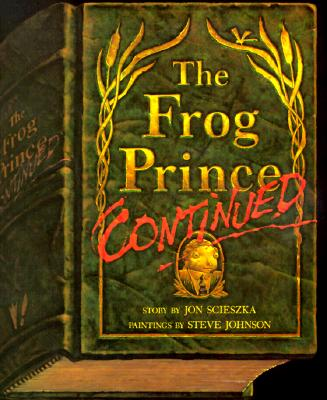 Image for Frog Prince Continued
