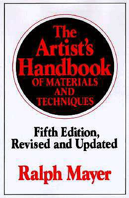 Image for Artist's Handbook of Materials and Techniques: Fifth Edition, Revised and Updated